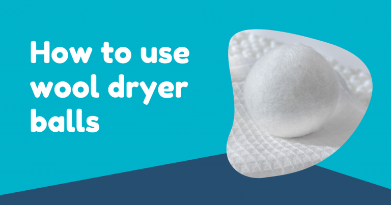 how to use wool dryer balls