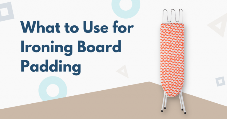 what to use for ironing board padding