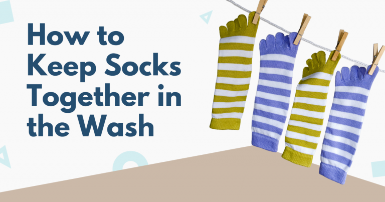 how to keep socks together in the wash image