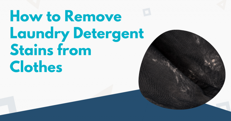 how to remove laundry detergent stains from clothes image