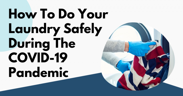 how to do your laundry safely during the covid 19 pandemic image
