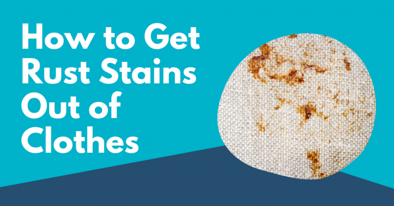 how to get rust stains out of clothes image