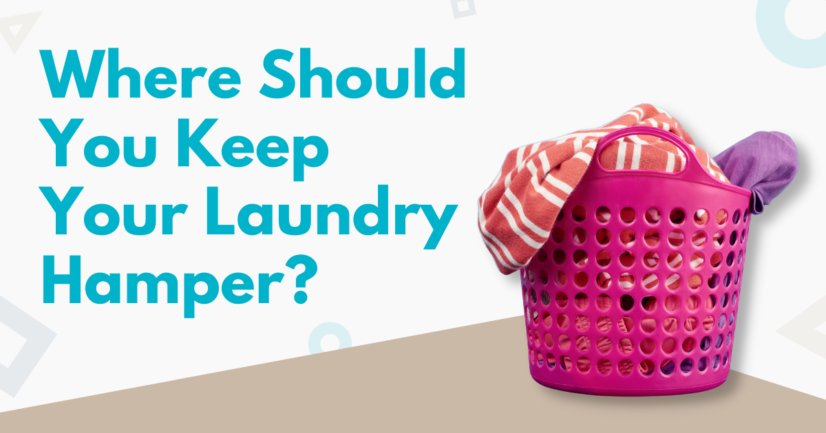where should you keep your laundry hamper image