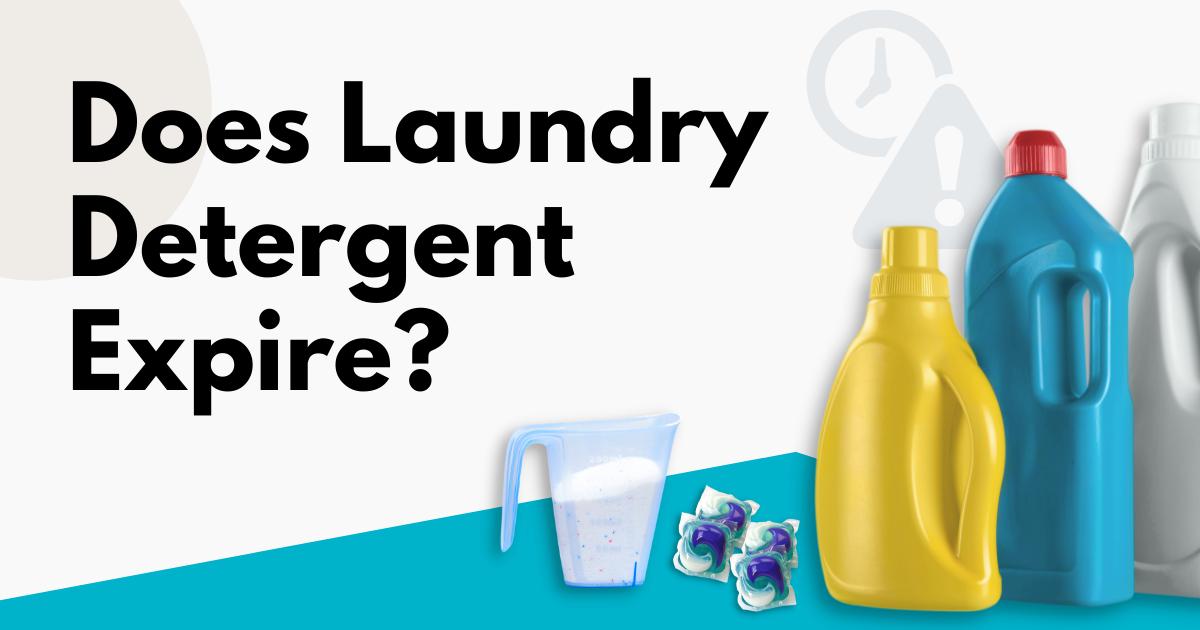 does laundry detergent expire image