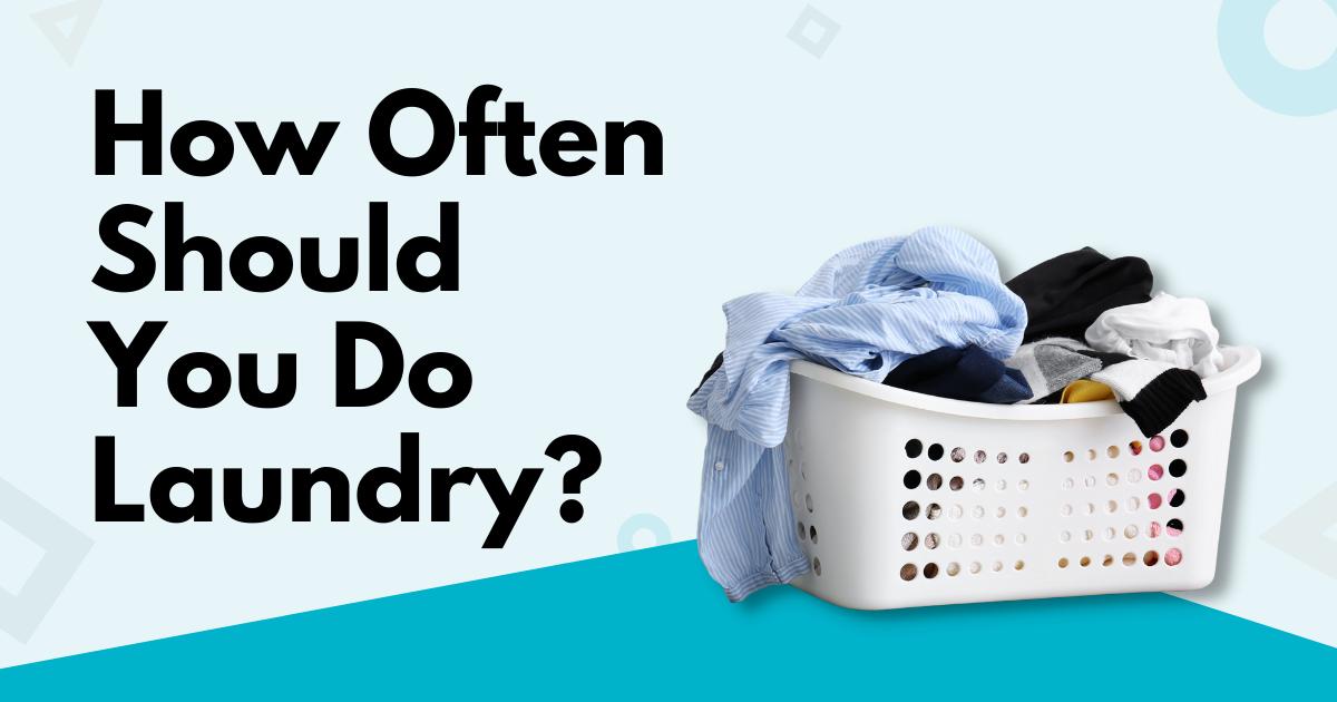 how often should you do laundry image