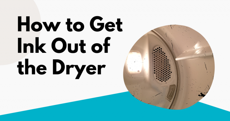 how to get ink out of the dryer image