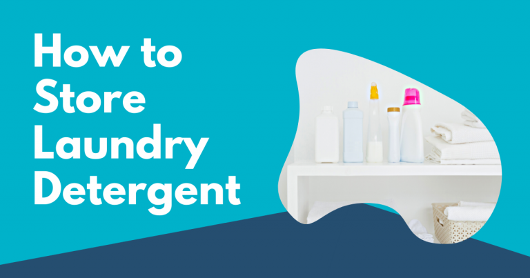 how to store laundry detergent image
