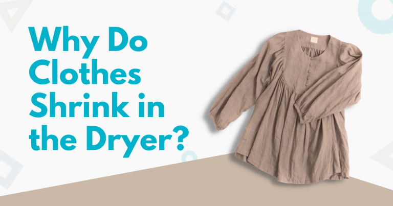 why do clothes shrink in the dryer image